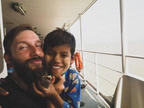 Everyone loves the beard, Yangon
