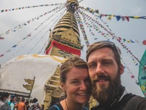 Opičí chrám, Kathmandu