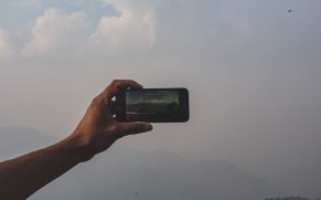 Výhled na Manaslu, Gorkha