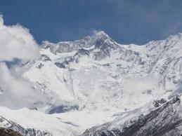Annapuna II. Gunsang, Nepal