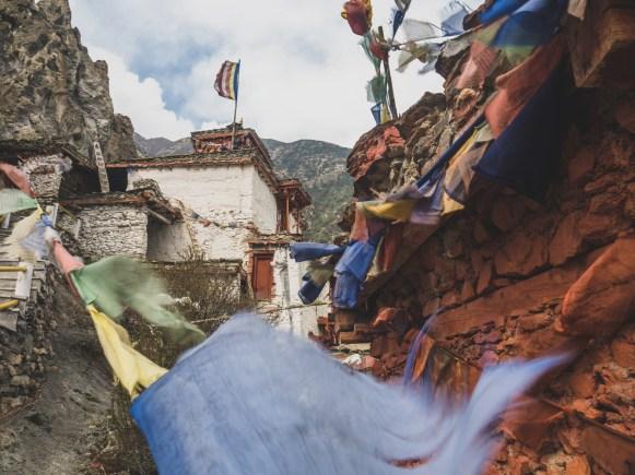 Monastery. Braga, Nepál