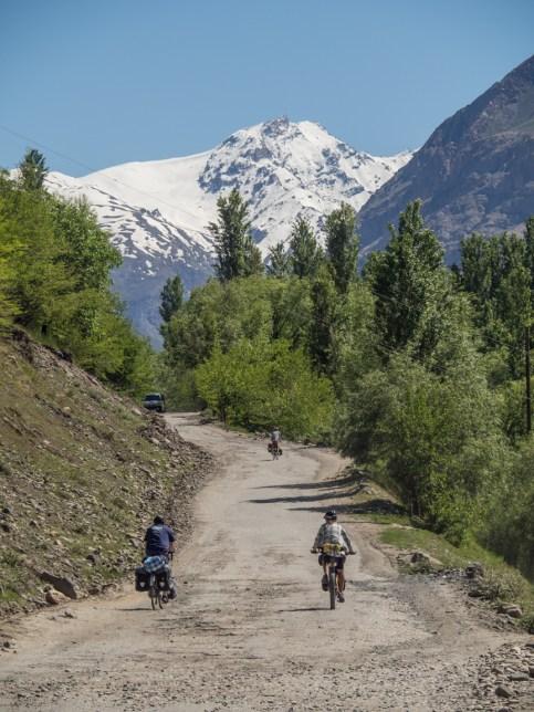 Za Rushonem. Pohraničí Tádžikistánu a Afgánistánu