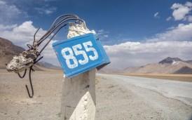 M41. Pamir, Tajikistan