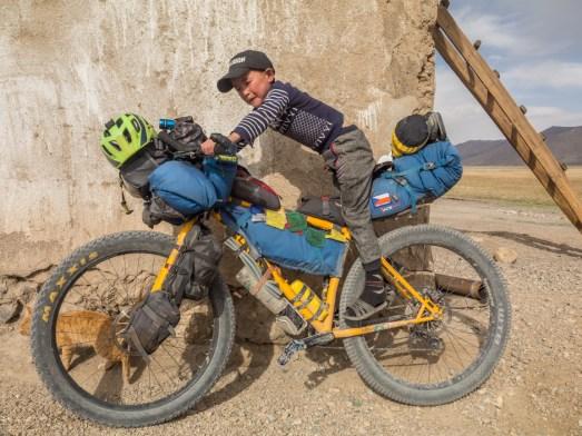 A young Kyrgyz rider. Alichur Area, Tajikistan