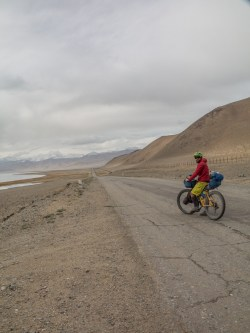 Jakub. Karakul Lake, Tajikistan