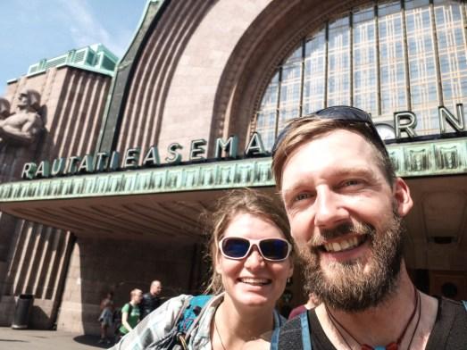 Hooray! Europe! Helsinki, Finland