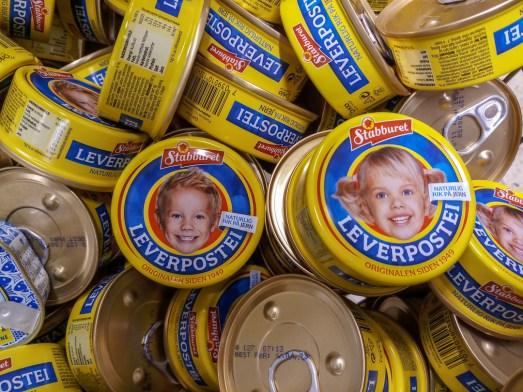 Děti v konzervách. Norsko