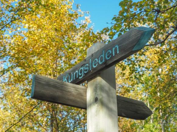 Kungsleden. Abisko NP, Sweden