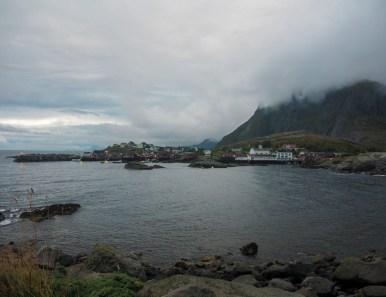 Vesnice Å, Norsko