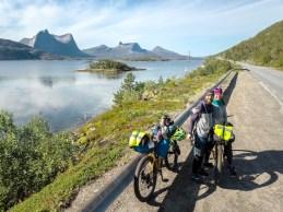 Dronie. Efjorden, Norway
