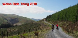 Welsh Ride Thing 2018