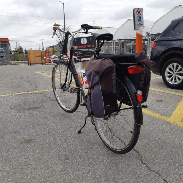 Put Your Bike To Work For #BikeMonth