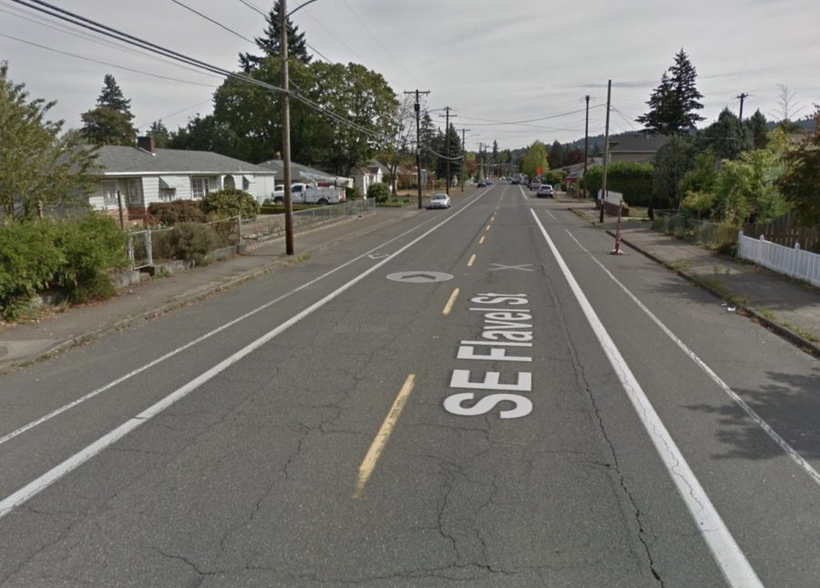 Screen Shot 2019 06 23 at 7.51.14 AM 1200x861 - Bicycle rider dies in collision on SE Flavel – UPDATED