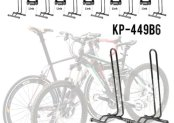Best Free Standing Bike Rack : Adjustable 1-6 Bike Floor Parking Rack Storage Stands Bicycle