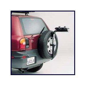 surco bt300 spare tire mount bike rack