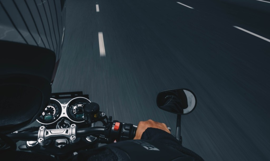 Motorcycle Acceleration