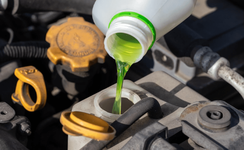 Is Motorcycle Coolant The Same As Car Coolant?