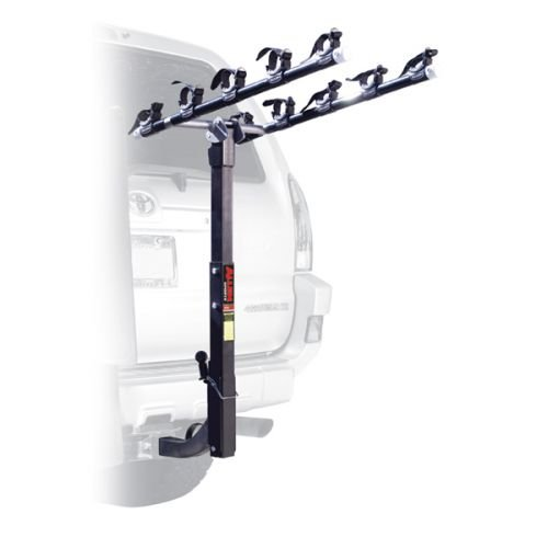 Allen Premium 5-Bike Hitch Mount Bike Rack