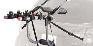 Yakima KingJoe Pro 3-Bike Trunk Mount Bike Rack