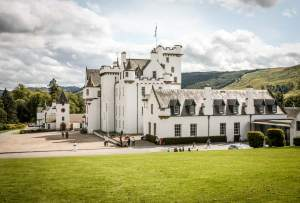 Scottish Highlands: Not your typical hotel
