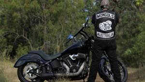 The US-based Mongols are the self-proclaimed baddest bikie gang in the world.