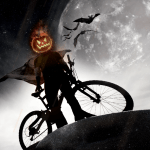 Halloween-Bike