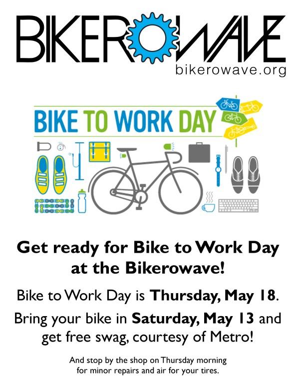 BikeToWorkDayPoster