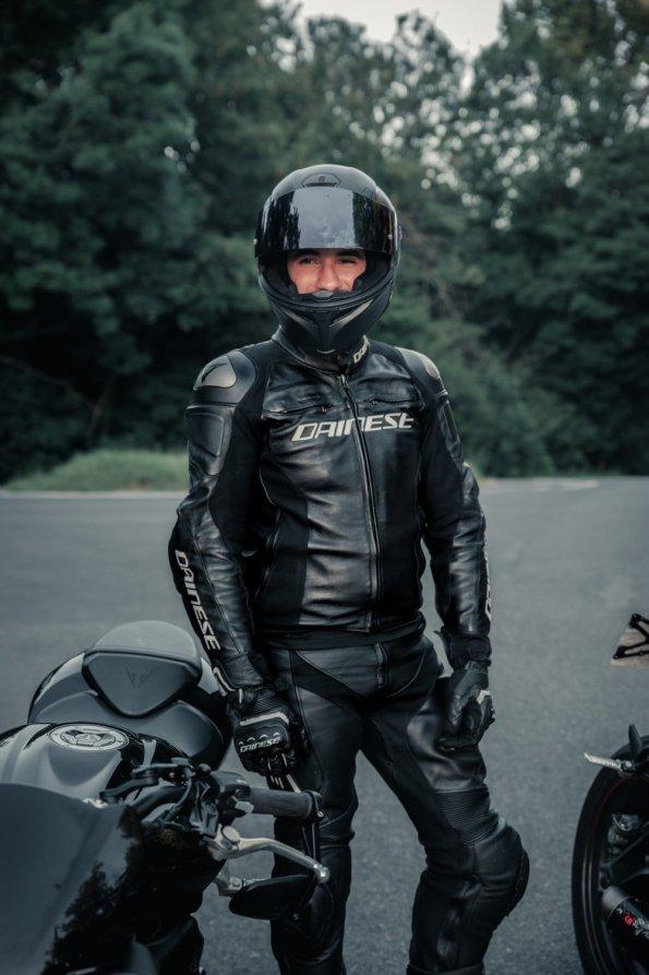 Men's Bikers Leather Jacket