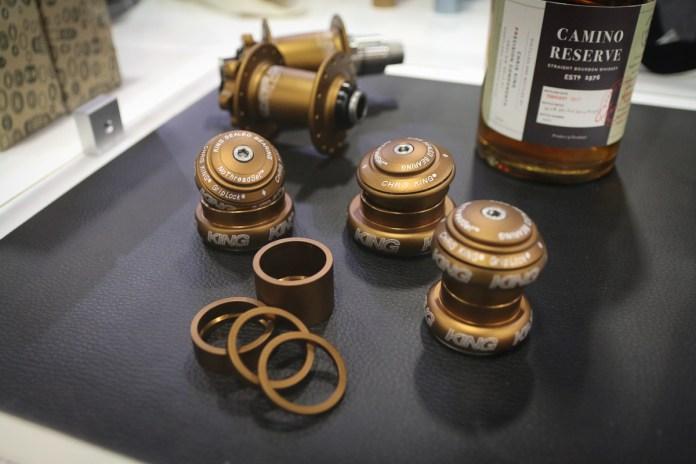 Chris King Cielo Cycles frame shop halts bike production custom bourbon