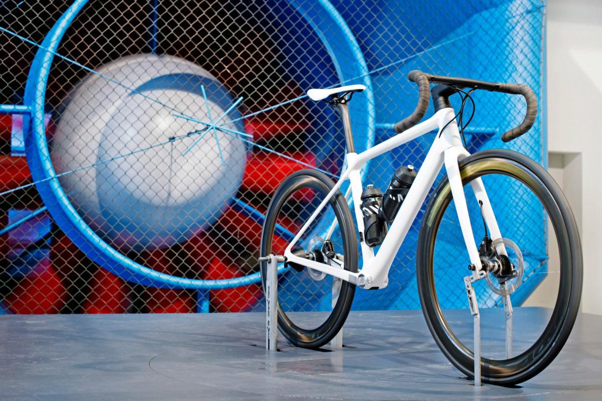 The lighter tubes also get more slender profiles that also deliver better  aerodynamics 401d96655