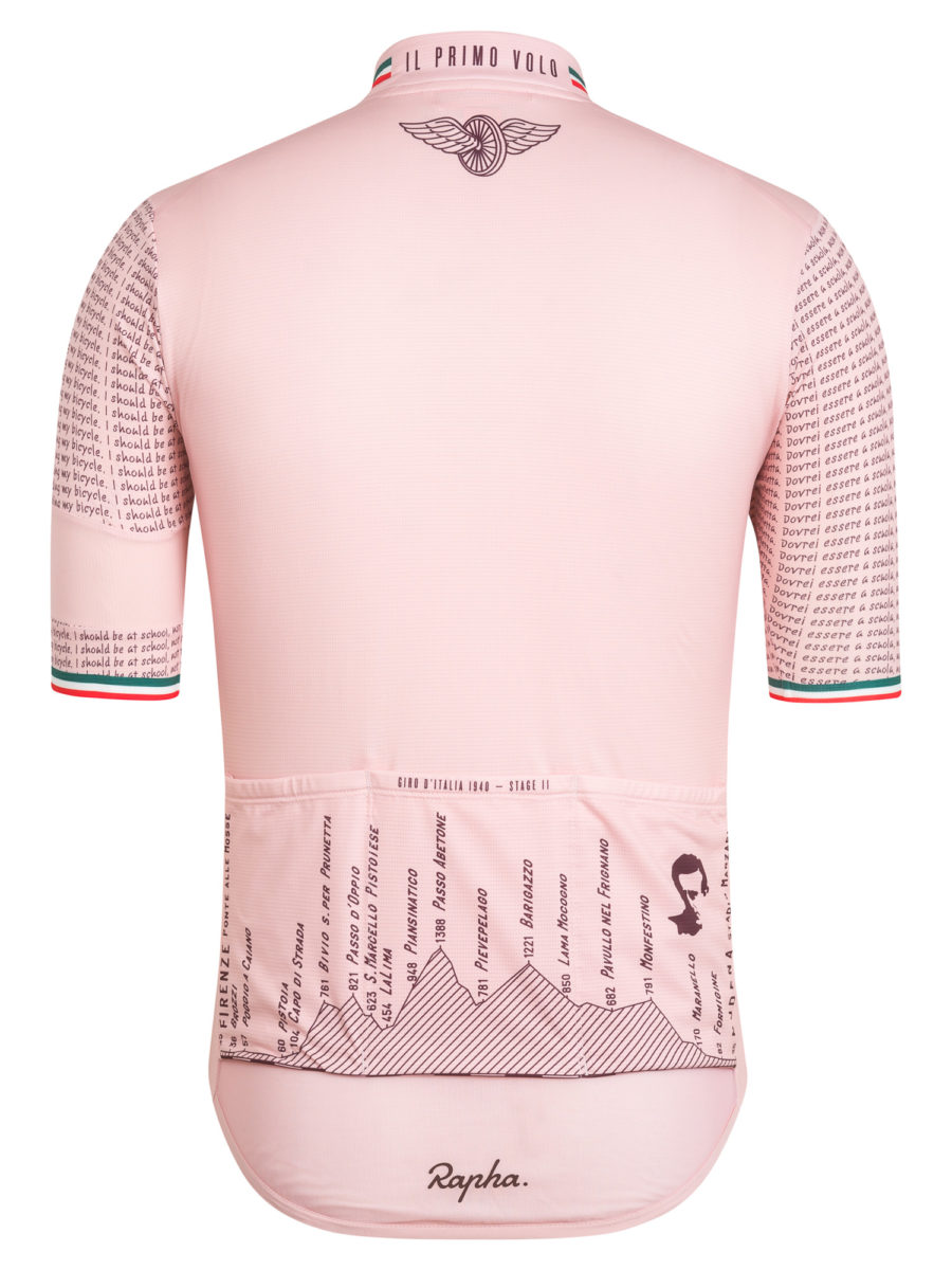 Rapha celebrates 100 years of the Giro with muted pink (  celeste ... 4ecb3431f