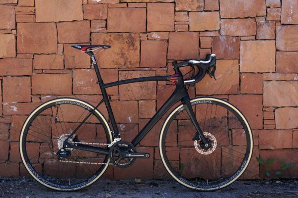 2018 Ridley Fenix SLX Disc brake gran fondo endurance road bike