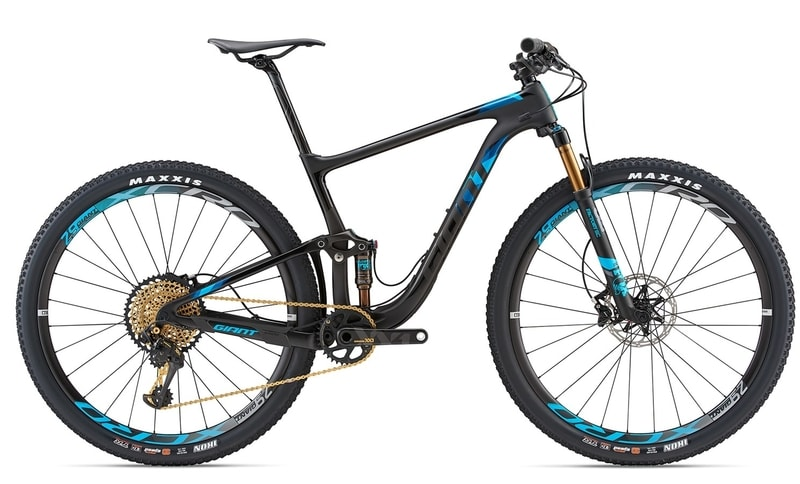 Giant shifts back into big wheels with XC race focused Anthem 29 ... 13035d928