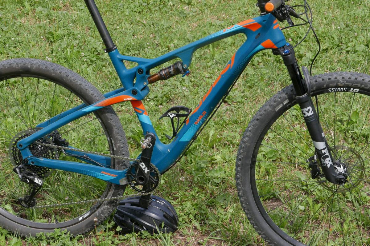 ab54cf646 One Ride Review  Ridley Sablo carbon XC mountain bike takes the ...