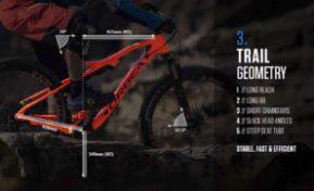 Orbea Occam Trail geometry