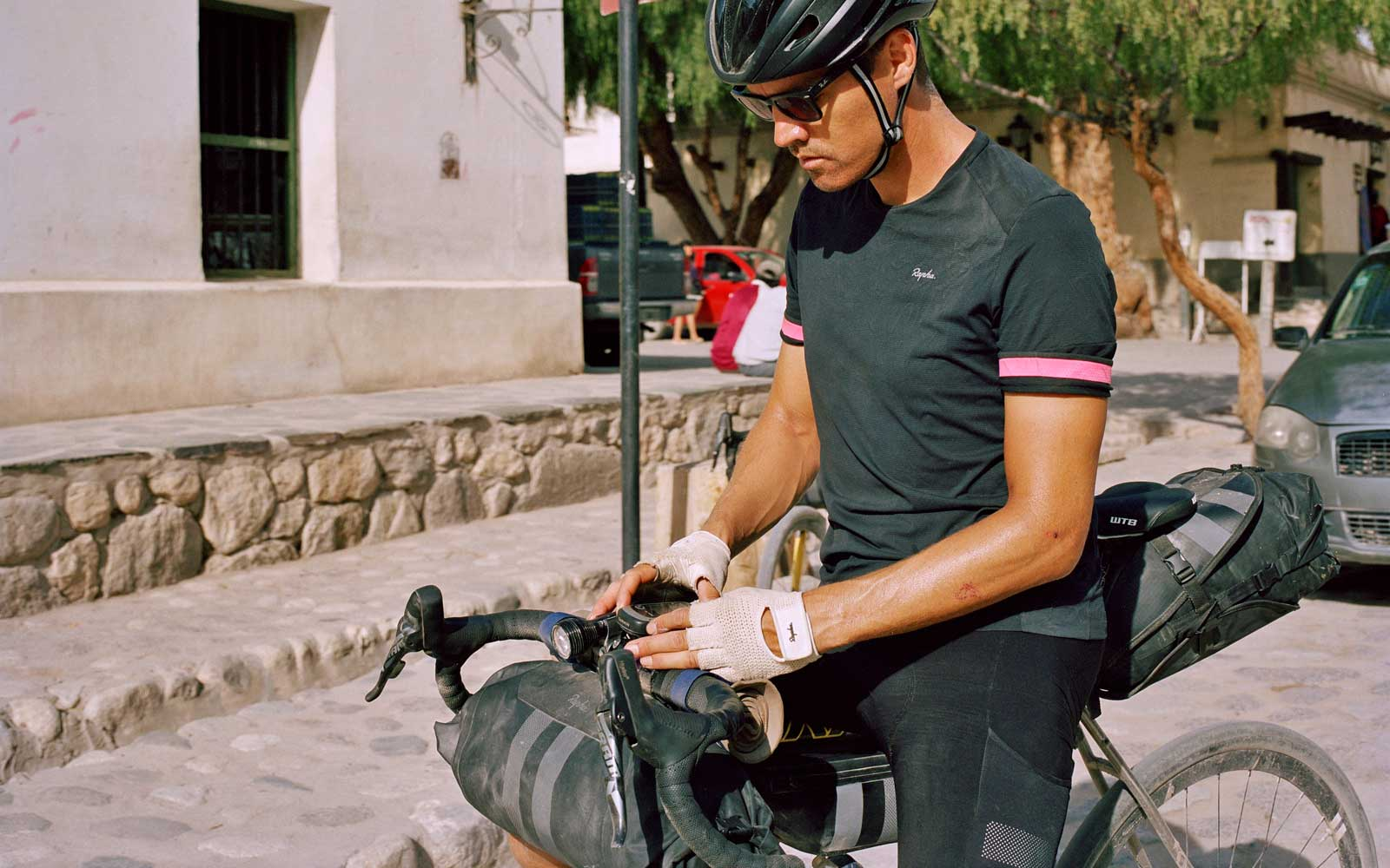 Rapha Explore rides off the road as Brevet offshoot 43261025a