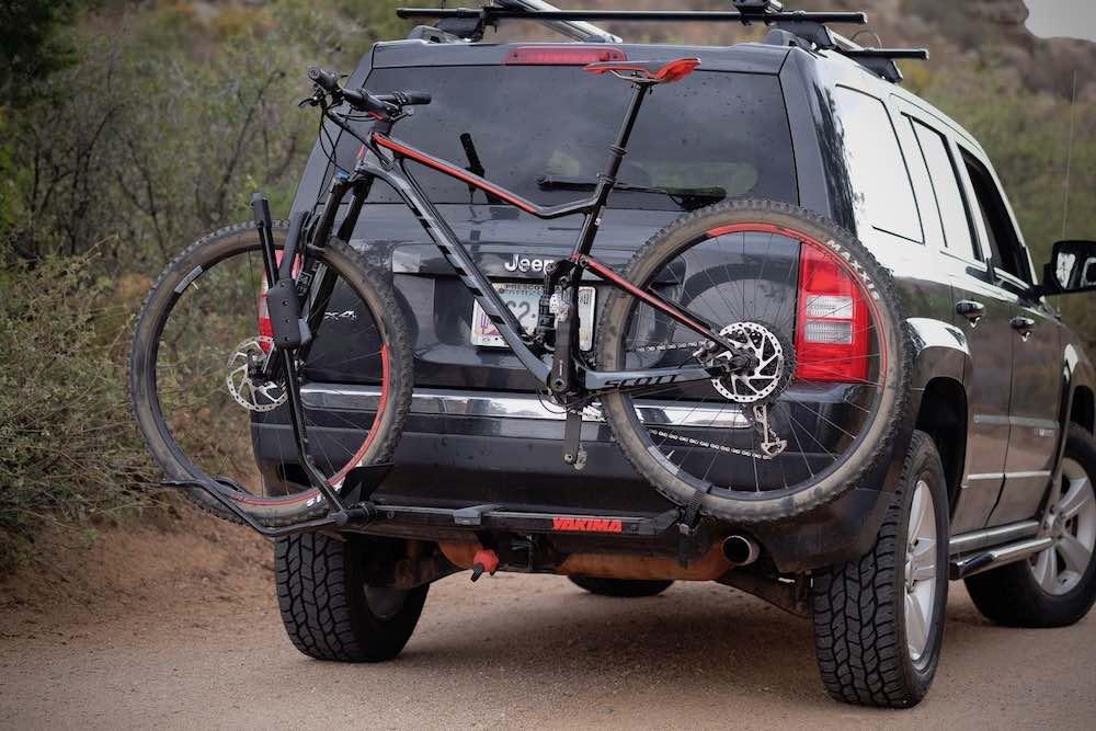 kuat single bike rack