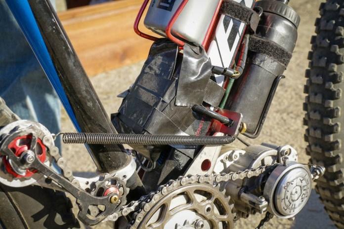 Heim-Bilt concept e-bike offers regenerative braking, self-charging spin bike ability