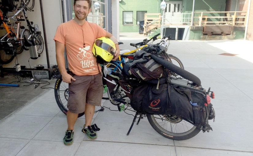 Troy Rank's Epic 4,400 Mile Ebike Journey and Why It's Important