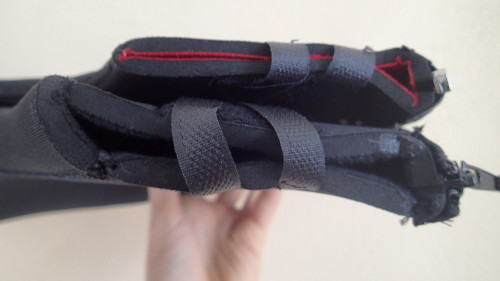 Bar Mitts Extreme neoprene thickness compared