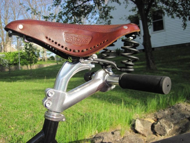 Xtracycle stoker bar kit
