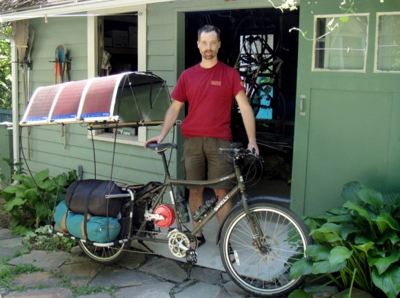 solar bicycle
