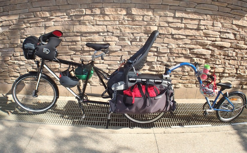 versatile, expandable Xtracycle