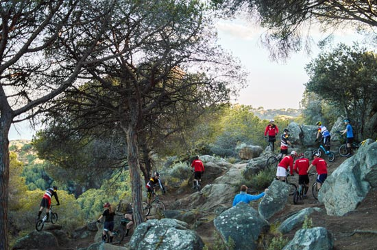 Trainingslager Spanien Frühjahr 2018