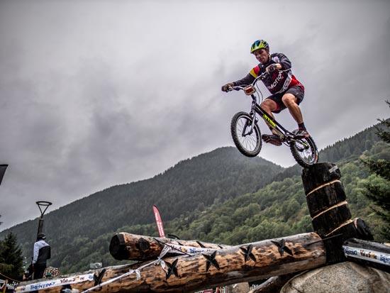 UCI Trials Weltcup: Zweiter Lauf in Italien / Val di Sole