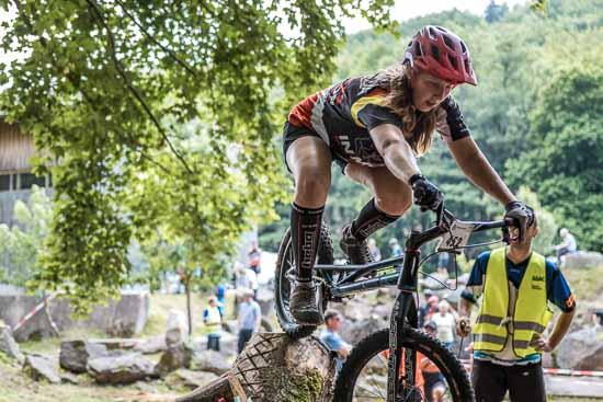 Norddeutsche Meisterschaft in Gräfenroda – Kai Hiebert und Jannis Oing bauen Führung aus