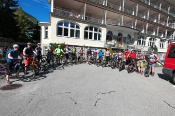 Bike Weekend Davos