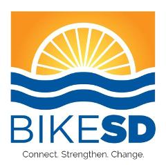 BikeSD logomed