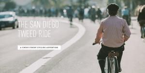 Tweed Ride San Diego 2018