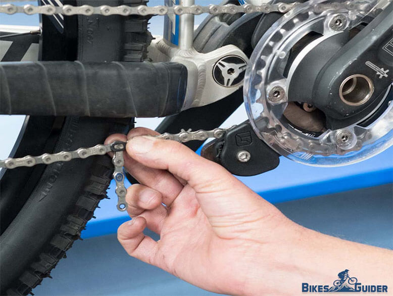 How to Shorten a Bicycle Chain